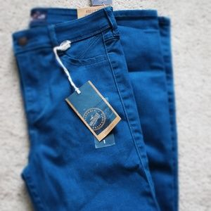 NEW Hollister Blue Jeans Size 25/1
